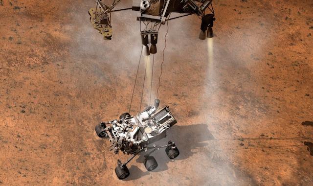 SPACE-MARS/