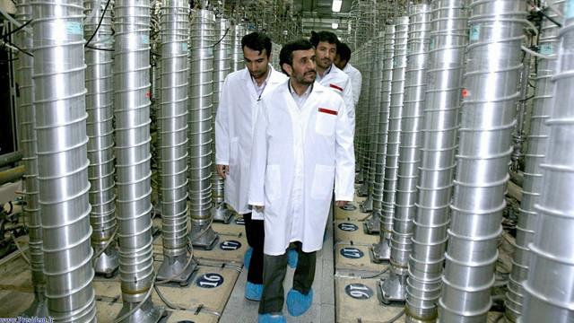 Industria civil de Irán