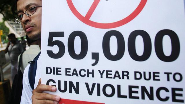 Los tiroteos en Estados Unidos no paran.