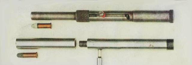 Pistola pluma