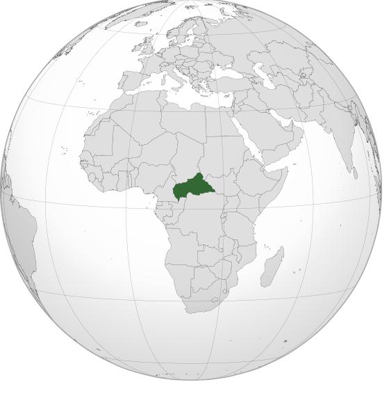 centroáfrica