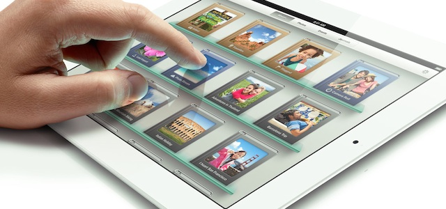 iPad con Retina Display