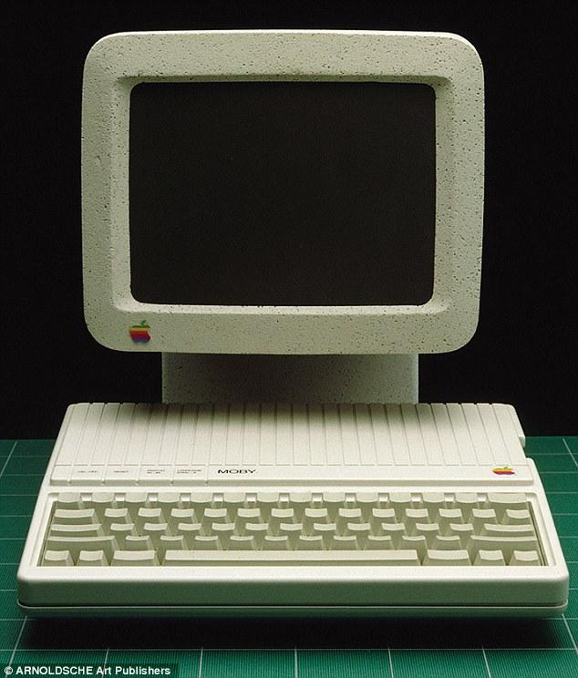 Los primeros diseños serios de Apple