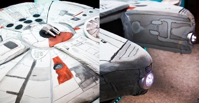 Cama para fanáticos de Star Wars 02