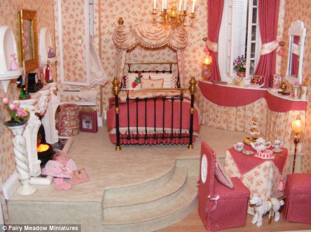 Casa de muñecas 7