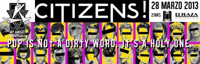 Citizens en Mexico