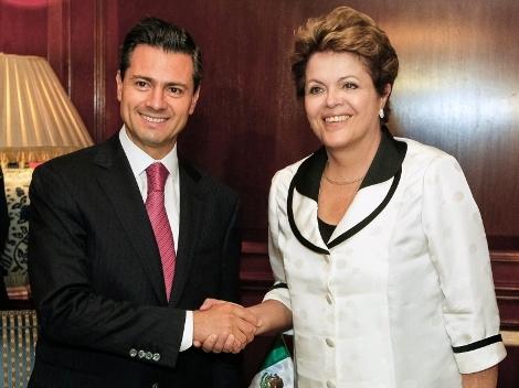 EPN y Dilma