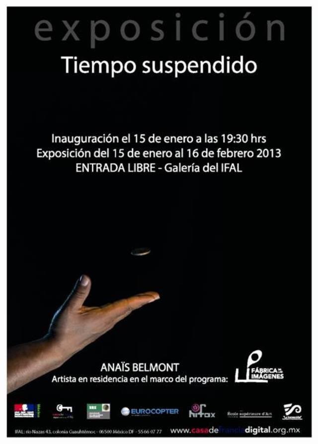 Exposición Tiempo Suspendido