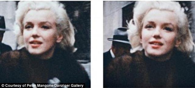 Marilyn Monroe en NYC 1