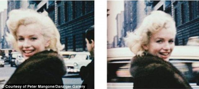 Marilyn Monroe en NYC 2