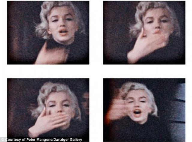 Marilyn Monroe en NYC 3