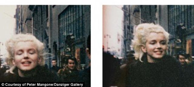 Marilyn Monroe en NYC 4