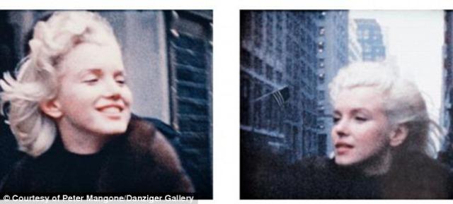 Marilyn Monroe en NYC 5