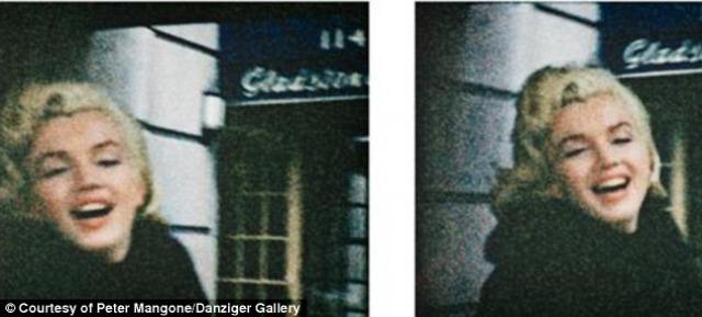 Marilyn Monroe en NYC 6