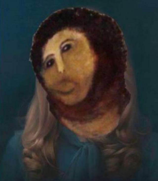Retrato no-oficial de la Duquesa 2
