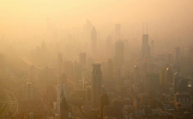 Shanghai bajo el manto del progreso
