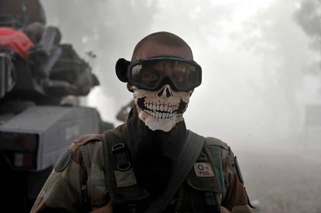 Soldado francés 1