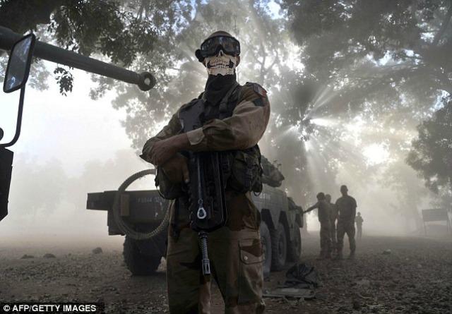 Soldado francés 2