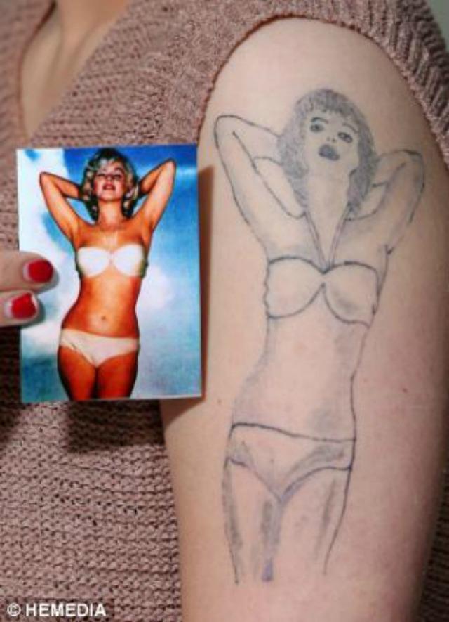 El tatuaje catalizador.