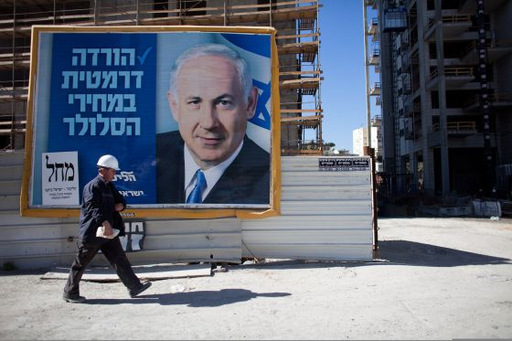 elecciones israel 2