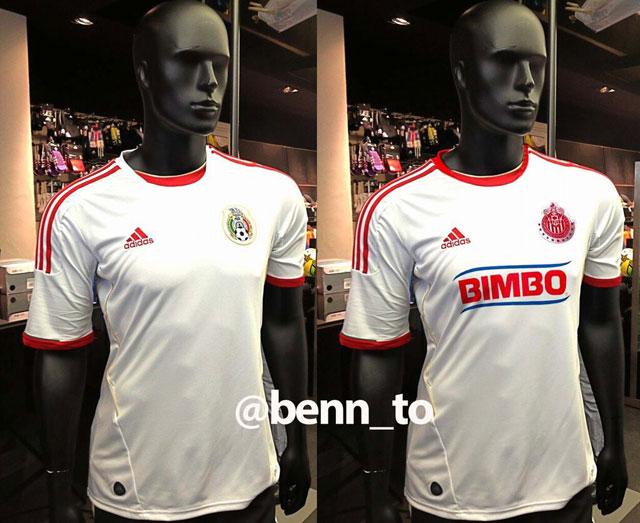 Jersey-Mexico-Chivas