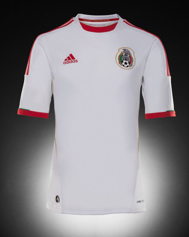 Conoce el nuevo jersey de México para la Copa Confederaciones e29aef5b22a6d