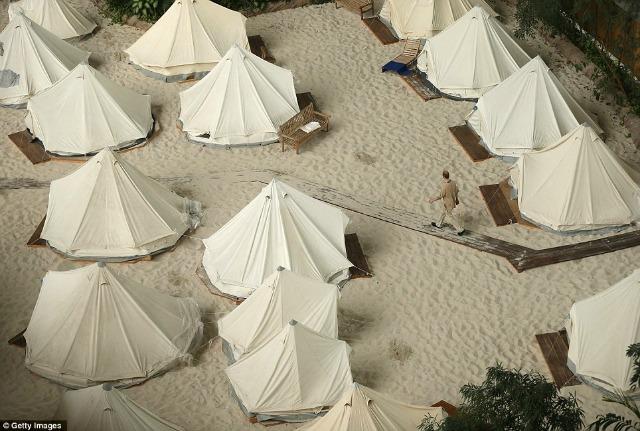 Playa Artificial 1