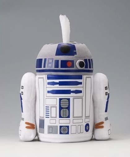 R2 D2 Papel de Baño