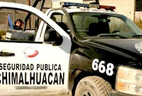 policia chimalhuacan