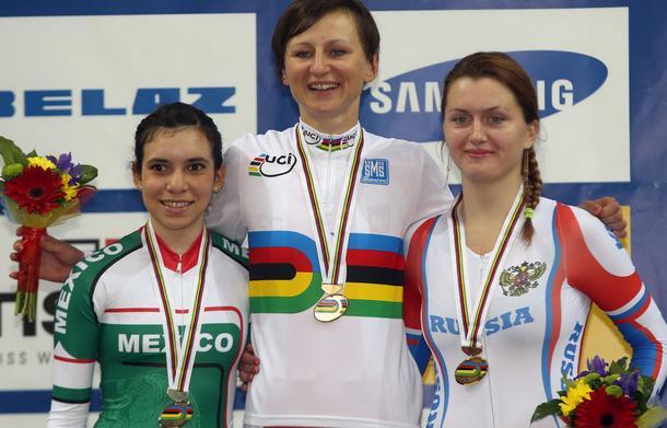 sofia arreola mundial ciclismo