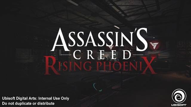 Assassin's Creed- Rising Phoenix