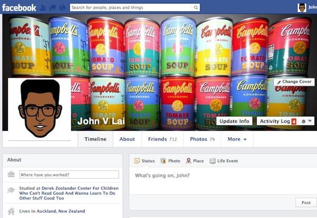 Facebook nuevo diseño 02