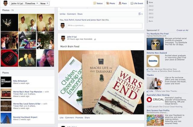 Facebook nuevo diseño 03