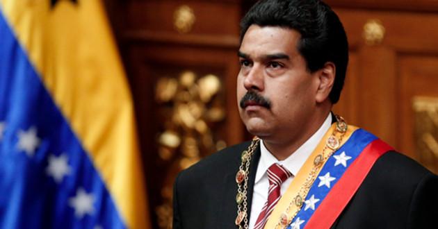 Presidente Nicolas Maduro