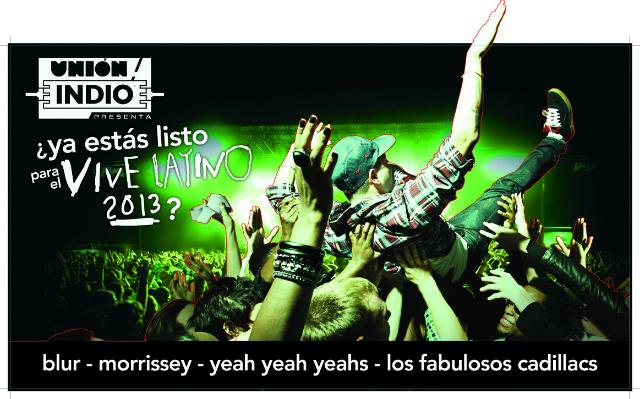 Vive Latino 2013