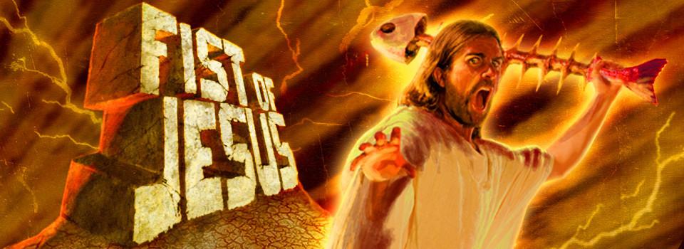 Resultado de imagen para Fist of Jesus
