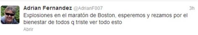 Adrian Fdz Boston
