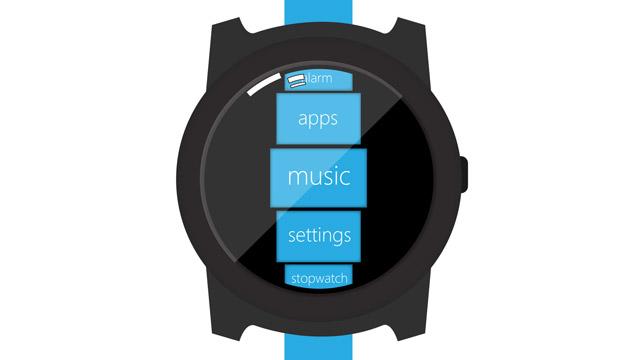 Microsoft-smartwatch
