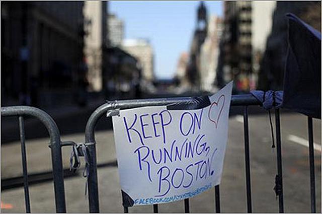 boston explosion sospechoso