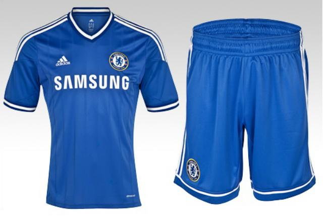 9396c44d7b Échale un ojo a la nueva camiseta del Chelsea 2013-2014