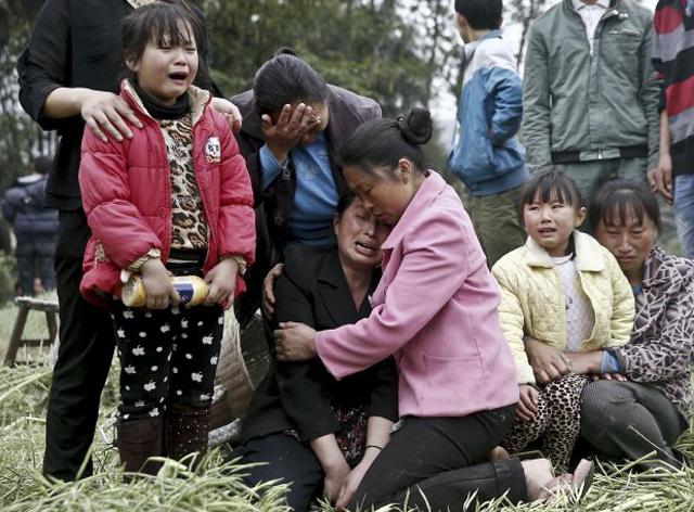 China Eartquake