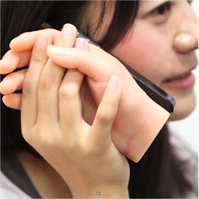 iphone mano