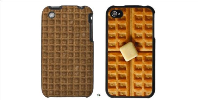 iphone waffle