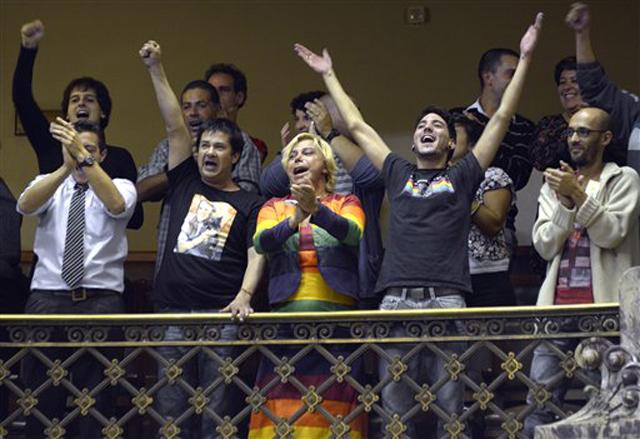 Uruguay Gay Marriage