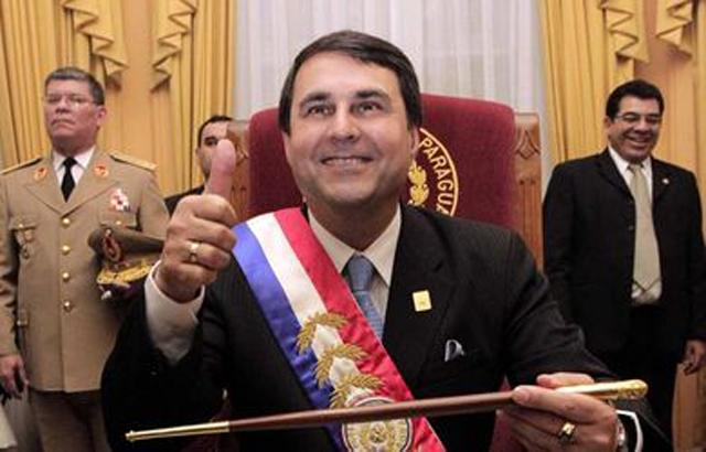 nuevo presidente paraguay