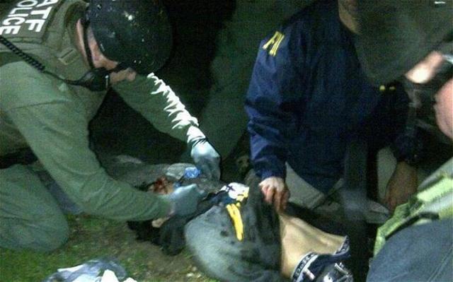 tsarnaev captura boston