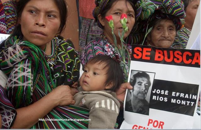 Genocidio Rios Montt