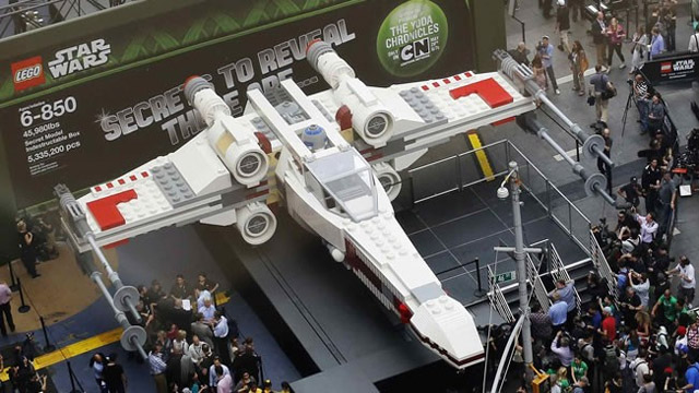 Lego-X-Wing