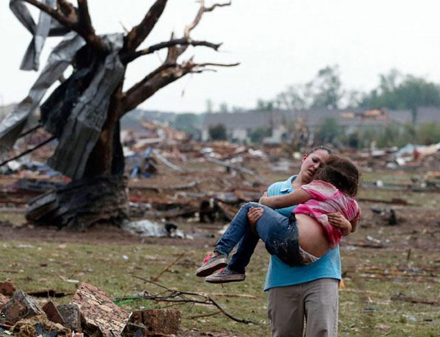 Tornado-Oklahoma