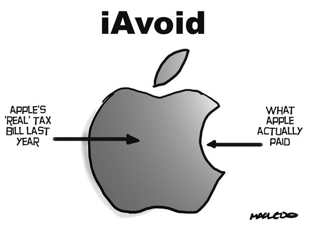 apple impuestos